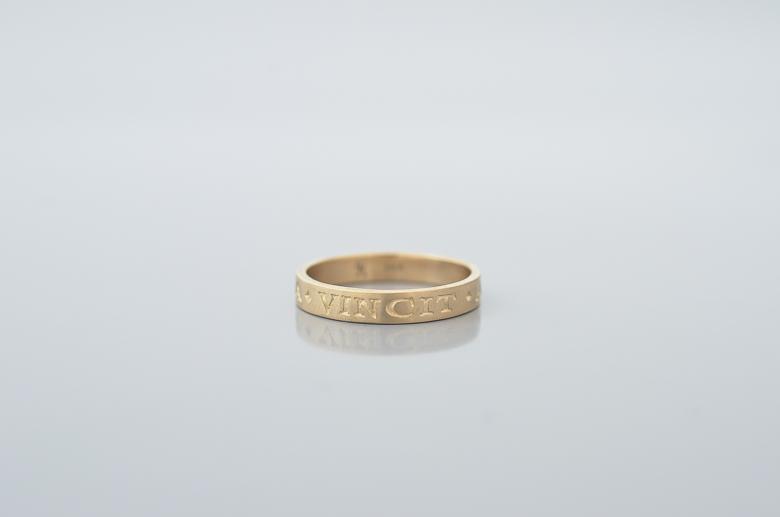 Omnia Vincit Amor Ring Gabriella Kiss Source Objects